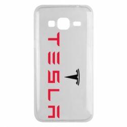 Чехол для Samsung J3 2016 Tesla
