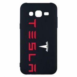 Чехол для Samsung J5 2015 Tesla