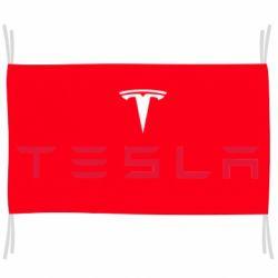 Флаг Tesla