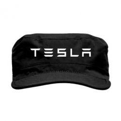 Кепка милитари Тесла - FatLine