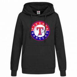 Женская толстовка Texas Rangers - FatLine