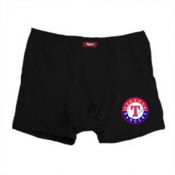 Мужские трусы Texas Rangers - FatLine