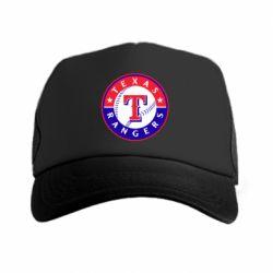 Кепка-тракер Texas Rangers