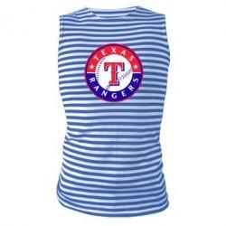 Майка-тельняшка Texas Rangers