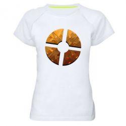 Жіноча спортивна футболка TF 2