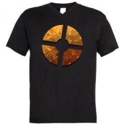 Чоловіча футболка з V-подібним вирізом TF 2
