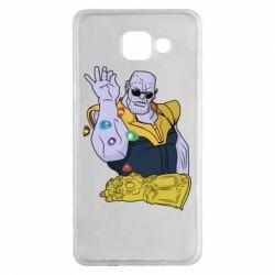 Чохол для Samsung A5 2016 Thanos Art