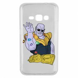 Чохол для Samsung J1 2016 Thanos Art