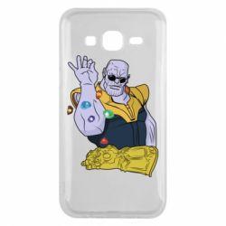 Чохол для Samsung J5 2015 Thanos Art