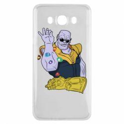 Чохол для Samsung J7 2016 Thanos Art