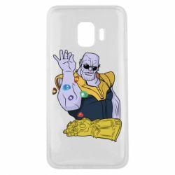 Чохол для Samsung J2 Core Thanos Art