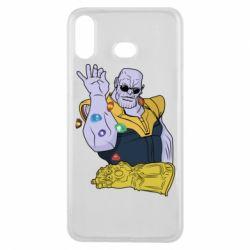 Чохол для Samsung A6s Thanos Art