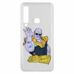 Чохол для Samsung A9 2018 Thanos Art
