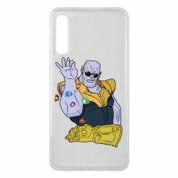 Чохол для Samsung A7 2018 Thanos Art