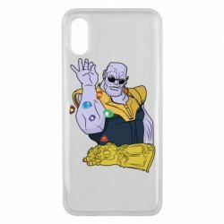 Чохол для Xiaomi Mi8 Pro Thanos Art