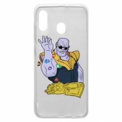 Чохол для Samsung A30 Thanos Art
