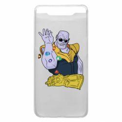 Чохол для Samsung A80 Thanos Art