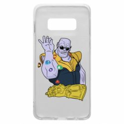 Чохол для Samsung S10e Thanos Art