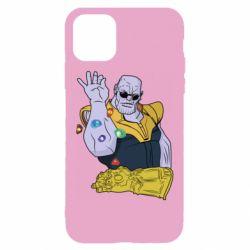 Чохол для iPhone 11 Thanos Art