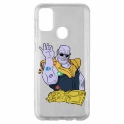 Чохол для Samsung M30s Thanos Art