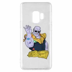 Чохол для Samsung S9 Thanos Art