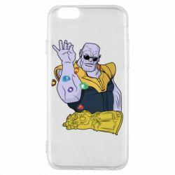 Чохол для iPhone 6/6S Thanos Art