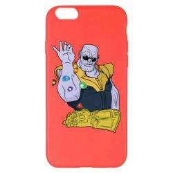 Чохол для iPhone 6 Plus/6S Plus Thanos Art