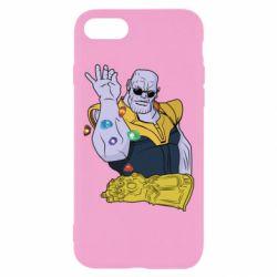 Чохол для iPhone 7 Thanos Art