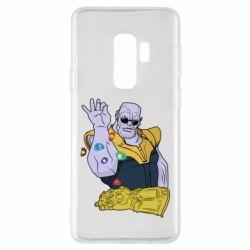 Чохол для Samsung S9+ Thanos Art