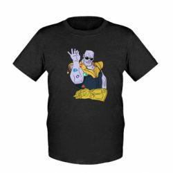 Дитяча футболка Thanos Art