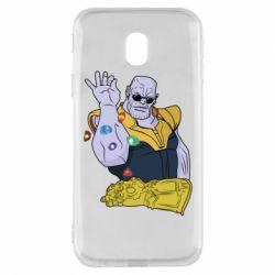 Чохол для Samsung J3 2017 Thanos Art