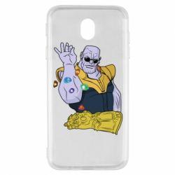 Чохол для Samsung J7 2017 Thanos Art