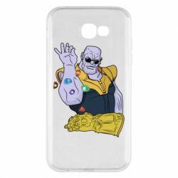 Чохол для Samsung A7 2017 Thanos Art