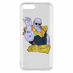 Чохол для Xiaomi Mi6 Thanos Art