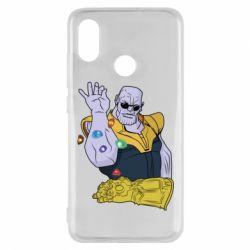 Чохол для Xiaomi Mi8 Thanos Art