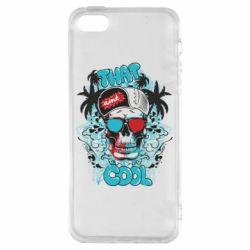 Papurasx, Чехол для iPhone5/5S/SE That Cool, FatLine  - купить со скидкой