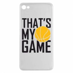 Чехол для Meizu U20 That's My Game - FatLine