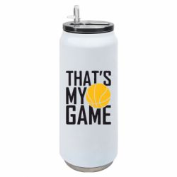 Термобанка 500ml that's My Game