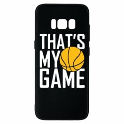 Чехол для Samsung S8 That's My Game - FatLine