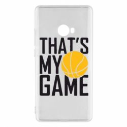 Чехол для Xiaomi Mi Note 2 That's My Game - FatLine