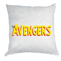 Подушка The Avengers Logo - FatLine