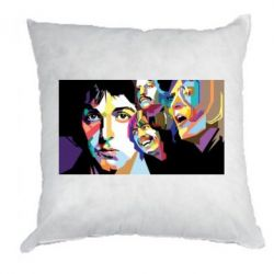 Подушка The Beatles Art - FatLine