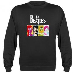 Реглан (свитшот) The Beatles Logo - FatLine