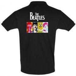 Футболка Поло The Beatles Logo - FatLine