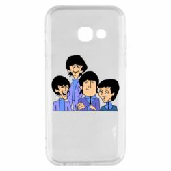 Чехол для Samsung A3 2017 The Beatles - FatLine