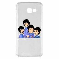 Чехол для Samsung A5 2017 The Beatles - FatLine