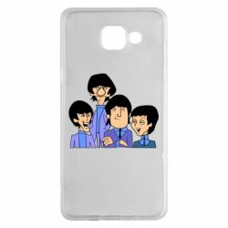 Чехол для Samsung A5 2016 The Beatles - FatLine