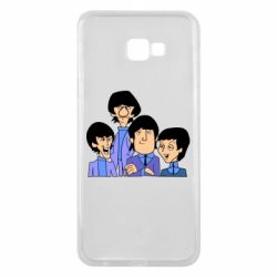 Чехол для Samsung J4 Plus 2018 The Beatles - FatLine