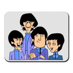 Коврик для мыши The Beatles - FatLine