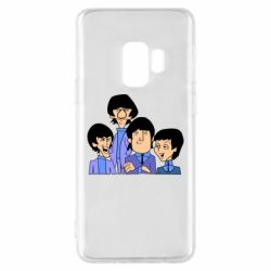Чехол для Samsung S9 The Beatles - FatLine